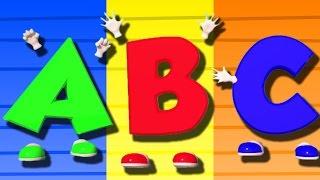 ABC Lagu Bhs Inggris   3D Pendidikan Video   3D Educational Video For Kids   ABC Song In English
