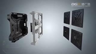 P1.2 P1.6 P1.9 LEDビジョン商品紹介