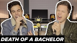 Gambar cover Death Of A Bachelor - Panic! At The Disco (Cover) - Roomie & Rolluphills