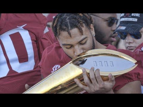 Alabama holds national championship parade for fans outside Bryant-Denny Stadium
