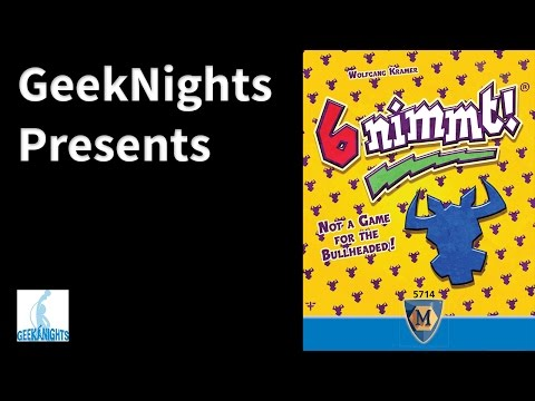Review: 6 Nimmt - GN Presents