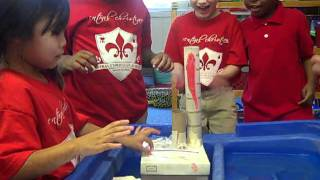 Kindergarten STEM lesson
