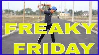 FREAKY FRIDAY  DANCE COVER|AAYUSH OFFICIAL|NEPALI|MATT STEFFANINA CHOREOGRAPHY