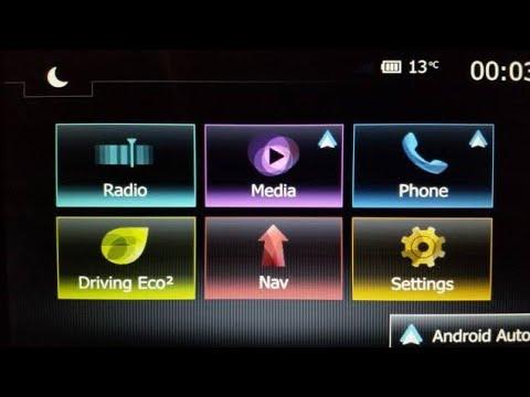 Comment connaître votre version autoradio medianav Renault Dacia