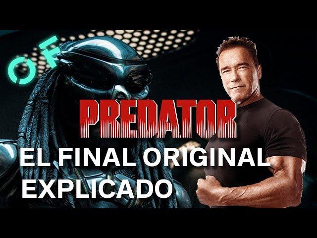 El final original de 'Predator' (2018) explicado: así regresaba Schwarzenegger