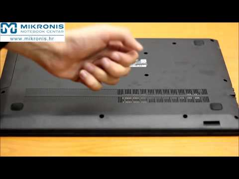 Unboxing Lenovo Ideapad 100