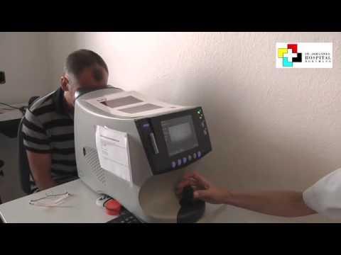 Technik, um die Herzfrequenz und den Blutdruck zu studieren