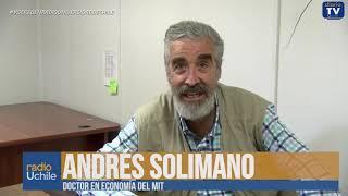 Andrés Solimano: Yo creo en Radio U. de Chile