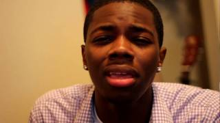 Where I Wanna Be by Donell Jones (cover)