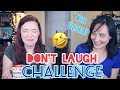 Try Not To Laugh CHALLENGE with VICTORIA HANSEN! - Jokes from the Internet - Teatime with Mary!