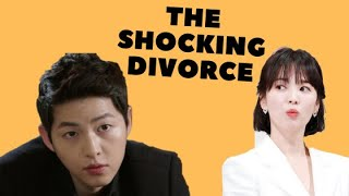 Song Joong Ki And Song Hye Kyo's Divorce: Everything You Need To Now [FULL REPORT]