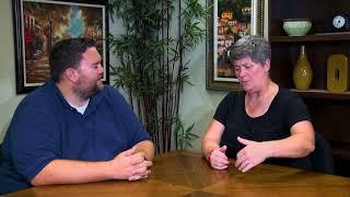 President of Mt. Olive Chamber of Commerce Julie Beck