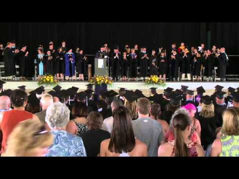 GSC Commencement 2013:  Highlights!