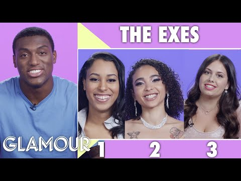 3 Ex-Girlfriends Describe Their Relationship With the Same Man - Clavacia | Glamour