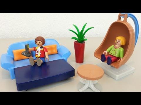 Playmobil Jugendzimmer fürs Puppenhaus seratus1 auspacken Dollhouse