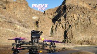 High and Low: Part 2 / Hyperlite Glide + Hawksky KababFPV Motors / FPV Cruising