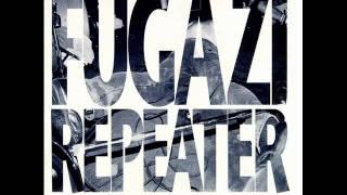 41. REPEATER - FUGAZI