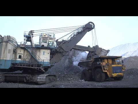 Protecting Mechel Mining in Siberia | Shell Lubricants for Business
