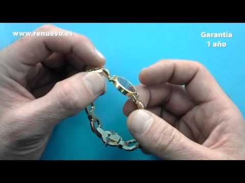 Reloj LONGINES de oro de segunda mano E210866