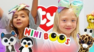 Everleigh And Ava find the mystery MINI BOO!