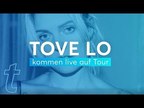 Tove Lo Ticketmaster Presale am 19.09.