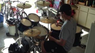 Drum Cover: Zwan-Honestly