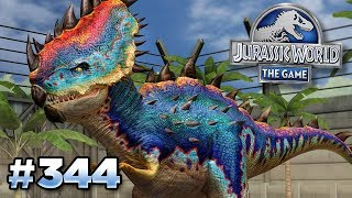 THE ULTIMASAURUS!!!    Jurassic World - The Game - Ep344 HD