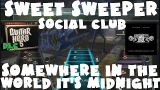 Street Sweeper Social Club - Somewhere in the World It's Midnight Guitar Hero 5 DLC (Sep 10th, 2009)