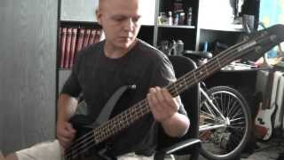 Parkway Drive - Carrion - Bass Cover