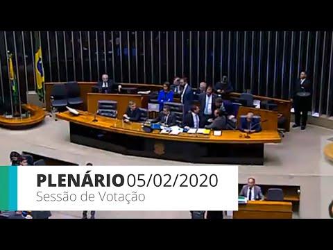 Plenário - Suspensão do mandato do deputado Wilson Santiago - 05/02/2020 - 19:02