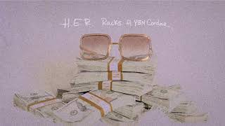 H.E.R  Racks(Lyrics)ft.YBN Cordae