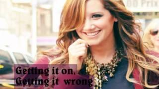 Ashley Tisdale - How do you love someone [Lyrics]