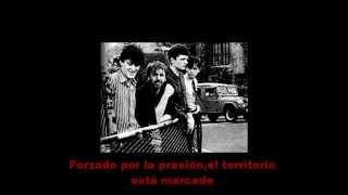 Joy Division-Candidate (Subtitulado Español) LYRICS ENGLISH/SPANISH