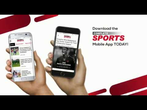 Complete Sports Mobile App Is Here!