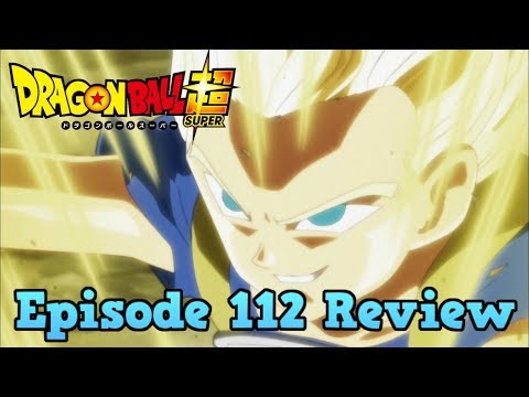 Dragon Ball Super Episode 112 Review: A Saiyan's Vow! Vegeta's Resolution!