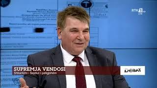 Debat - Supremja: Shkarkimi i Sejdiut - I paligjshëm 23.02.2021