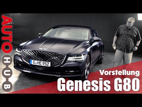 Genesis G80 - Einmal ein neues Weltbild bitte!