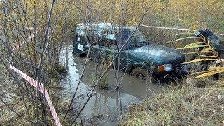 Land Rover Discovery. Путь к победе! Unlim 2018 (RFC). Чита. Часть 1