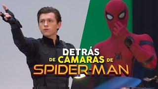 """Detrás de cámaras: """"Spider-Man: Lejos de Casa"""""""