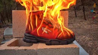 "I Bought ""Indestructible"" Shoes!!!"
