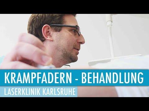 Die Sanatorien podmoskowja die Behandlung der Thrombophlebitis