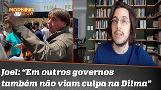 Chamado de genocida, Bolsonaro segue com boa popularidade