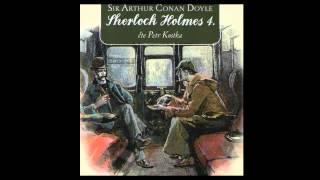 Arthur Conan Doyle - Sherlock Holmes 4 (Detektivka, Mluvené slovo, Audiokniha, | AudioStory)
