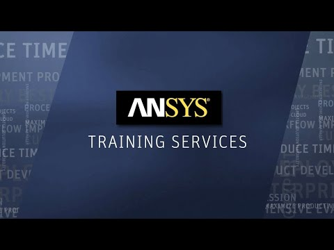 ANSYS Training Overview - YouTube