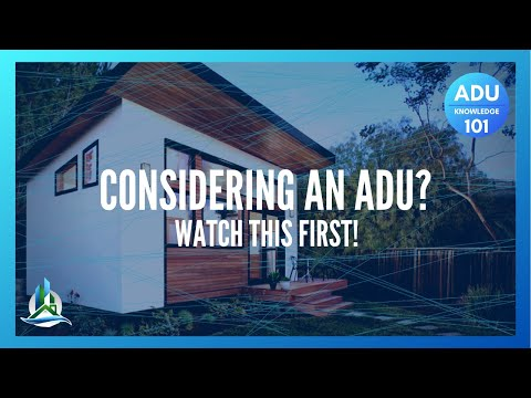 Auxiliary Dwelling Unit   What They Won't Tell You