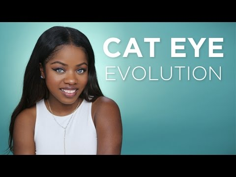 Cat Eye Evolution
