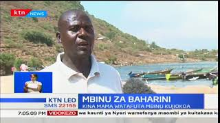 Uozo Ziwani:Kina mama watafuta mbinu mbadala ya kujinasua kutokana na mapenzi ziwani