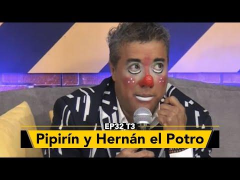 Pipirín y Hernán el Potro en Zona de Desmadre