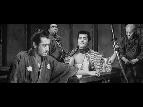 Yojimbo (1961) - Bande annonce d'époque HD VOSTA