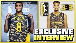 Former LA Baller Talks JBA Experience, The Ball Family, Being Cut & Not Paid